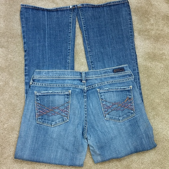 Citizens Of Humanity Denim - Citizens of Humanity Naomi Low Waist Flare Sz 30